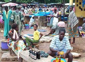 Burkina Faso transpira vitalidad por todos sus poros