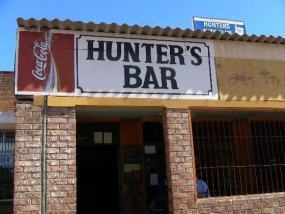 El mítico Hunters Bar, una visita indispensable