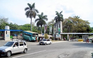La entrada al zoológico de La Habana va con el lugar
