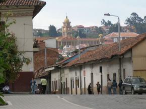La arquitectura urbana de Cuenca resulta agradable