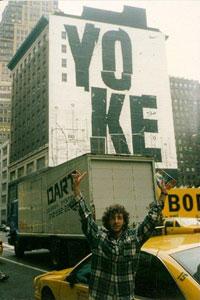 El protagonista en las calles de NYC