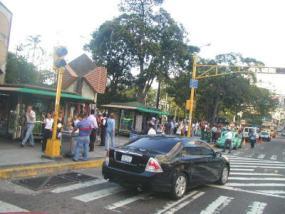La fronteriza y siempre concurrida San Cristóbal