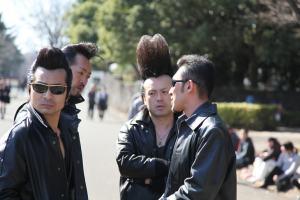 Un grupo de rockabillys cien por cien japoneses