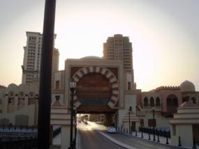 La arquitectura de Qatar sorprende al más pintado