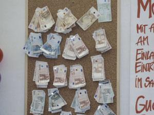 Los euros se acumulan tras las penalizaciones