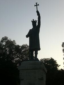 El príncipe Esteban el Grande es el héroe nacional