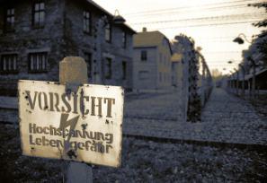 Auschwitz dibuja una estampa lúgubre en el horizonte