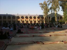 La vida en el interior de las mezquitas es sorprendente