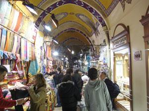 El Gran Bazar es perfecto para las compras