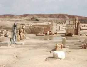 El Delta del Nilo aún guarda incalculables restos