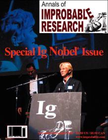 Una portada de la revista 'galardonante'