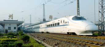 La nueva flota de trenes chinos se hace una realidad