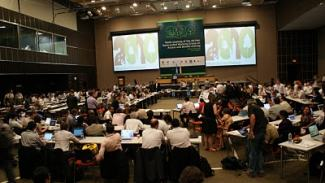 En la cumbre sobre biodiversidad se discute y mucho
