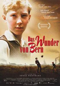 El cartel de la película 'El milagro de Berna'