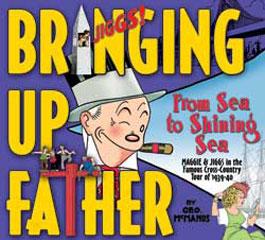 Una portada del comic 'Educando a Papá'