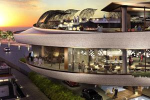 El Nobu Doha es una gran opción para comer
