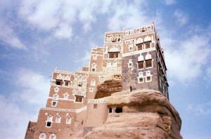 La arquitectura yemení deja con la boca abierta