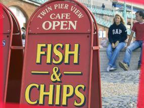Un establecimiento cien por cien típico en Brighton