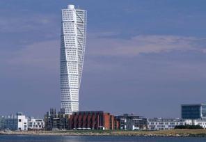 El Turning Torso, emblema arquitectónico de Malmoe