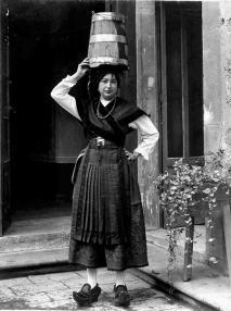 Una señora asturiana de toda la vida